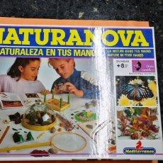 Juegos educativos: MEDITERRANEO NATURANOVA.CAJA SIN ABRIR.. Lote 136872668