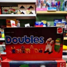 Juegos educativos: MATTEL DOUBLES. Lote 137296393