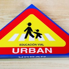 Juegos educativos: URBAN EDUCACIÓN VIAL. Lote 137305977