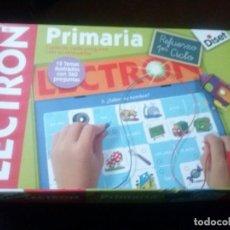 Juegos educativos: ELECTRON DISET CONECTA CADA PREGUNTA CON SU RESPUESTA 12 TEMAS ILUSTRADOS. Lote 137703690