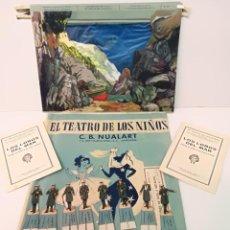 Juegos educativos: SEIX Y BARRAL,LOS LOBOS DEL MAR COMPLETA .. Lote 138881554