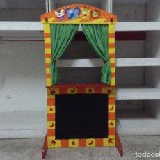 Juegos educativos: TEATRILLO DE MARIONETAS ,BARRUTOYS.NUEVO.. Lote 139447370