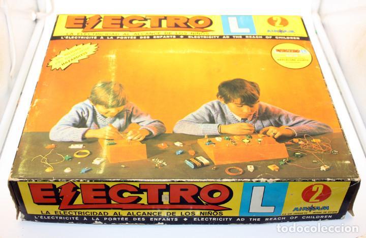 Electro L De Airgam Nº 2 Anos 70 Juego D Comprar Juegos