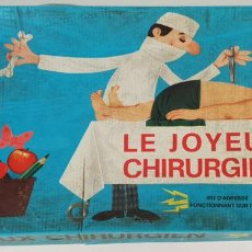 Juegos educativos: EL JUEGO DE CIRUJANOS. MB JUEGOS. FRANCIA. CAJA ORIGINAL. CIRCA 1960. . Lote 139966598