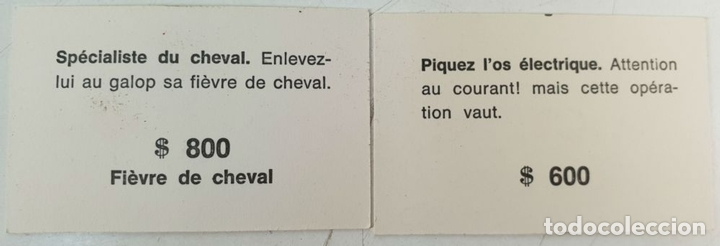 Juegos educativos: EL JUEGO DE CIRUJANOS. MB JUEGOS. FRANCIA. CAJA ORIGINAL. CIRCA 1960. - Foto 6 - 139966598