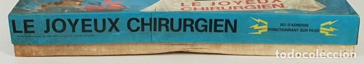 Juegos educativos: EL JUEGO DE CIRUJANOS. MB JUEGOS. FRANCIA. CAJA ORIGINAL. CIRCA 1960. - Foto 11 - 139966598