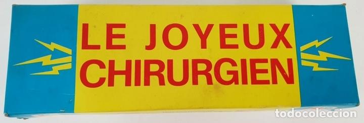Juegos educativos: EL JUEGO DE CIRUJANOS. MB JUEGOS. FRANCIA. CAJA ORIGINAL. CIRCA 1960. - Foto 13 - 139966598