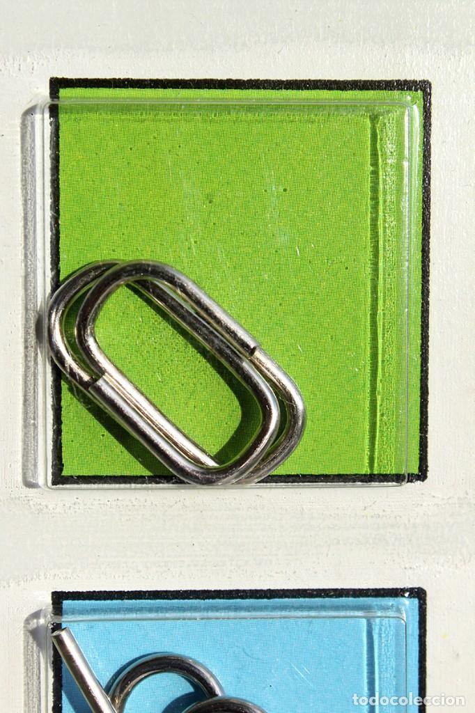 Juegos educativos: MAGIC PUZZLE. Objeto de colección. Nuevo, en su blister original. Mide 27 x 19 cm. Renault - Foto 2 - 142319326