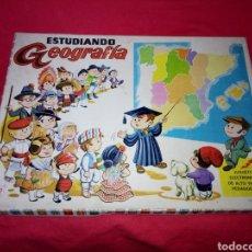 Juegos educativos: JUGUETE ELECTRÓNICO DE ALTO VALOR PEDAGÓGICO ESTUDIANDO GEOGRAFÍA, DE MASSANA.. Lote 144280073