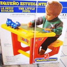 Juegos educativos: MEDITERRÀNEO SMOBY PUPITRE. Lote 144498801