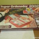 Juegos educativos: SUPER ORDENADOR 2002 AÑOS 70-80 SIN ABRIR NUEVO. Lote 145865042