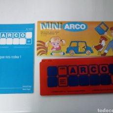 Juegos educativos: LOTE JUEGOS MINI ARCO J.DOMINGO FERRER. Lote 146061286