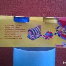 Juegos educativos: PASTA BLANDA PARA NIÑOS ART & FUN 4 COLORES + 3 AÑOS. Lote 147394594