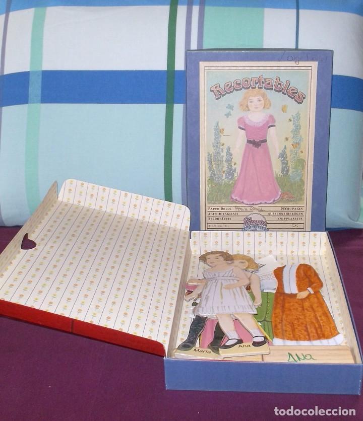 Juegos educativos: CAJA DE RECORTABLES CAYRO COLLECTION-ANA Y MARIA - Foto 4 - 147549922
