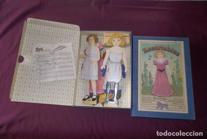 Juegos educativos: CAJA DE RECORTABLES CAYRO COLLECTION-ANA Y MARIA - Foto 6 - 147549922
