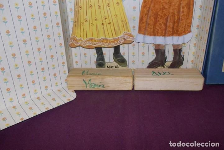 Juegos educativos: CAJA DE RECORTABLES CAYRO COLLECTION-ANA Y MARIA - Foto 7 - 147549922