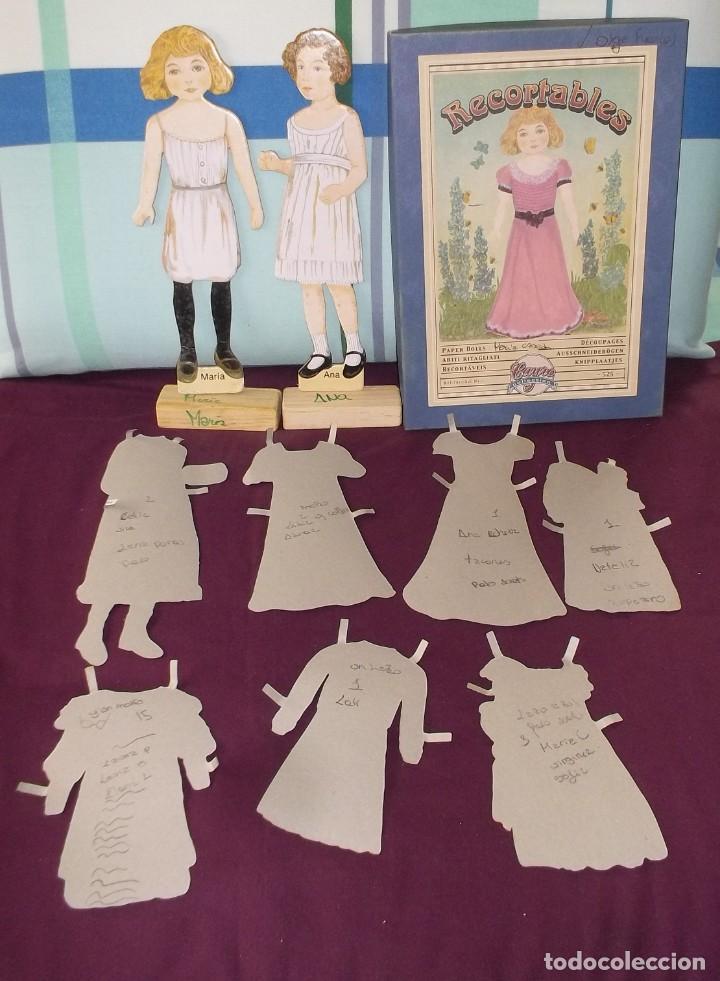 Juegos educativos: CAJA DE RECORTABLES CAYRO COLLECTION-ANA Y MARIA - Foto 8 - 147549922