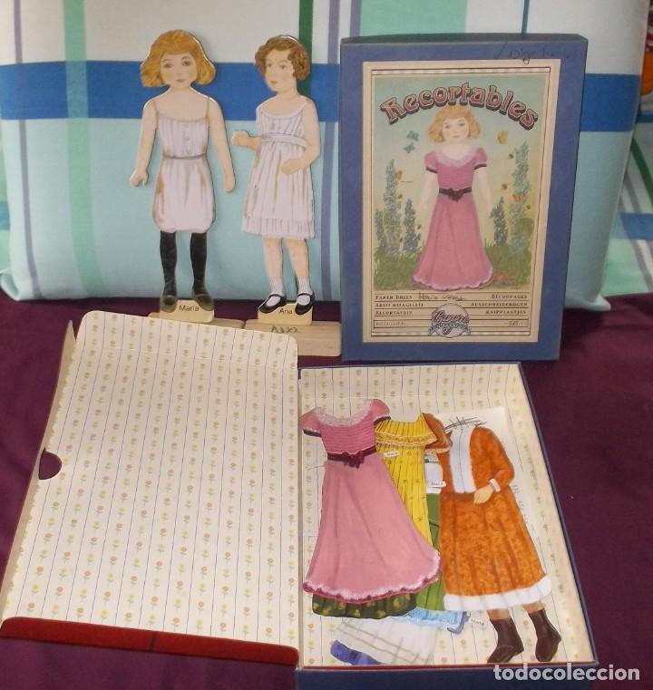 Juegos educativos: CAJA DE RECORTABLES CAYRO COLLECTION-ANA Y MARIA - Foto 10 - 147549922