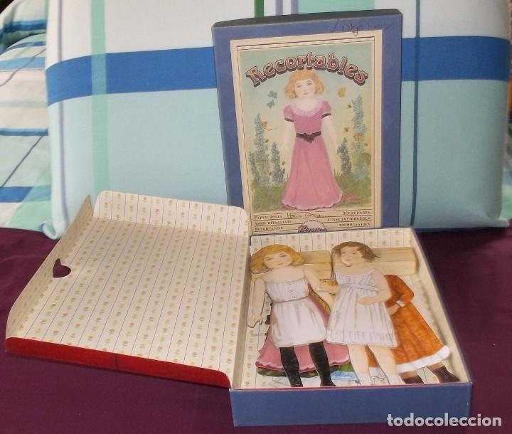 Juegos educativos: CAJA DE RECORTABLES CAYRO COLLECTION-ANA Y MARIA - Foto 11 - 147549922