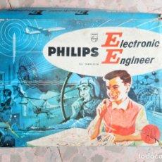Juegos educativos: JUEGO PHILIPS, ELECTRONIC ENGENEER. COMPLETO. Lote 147776998
