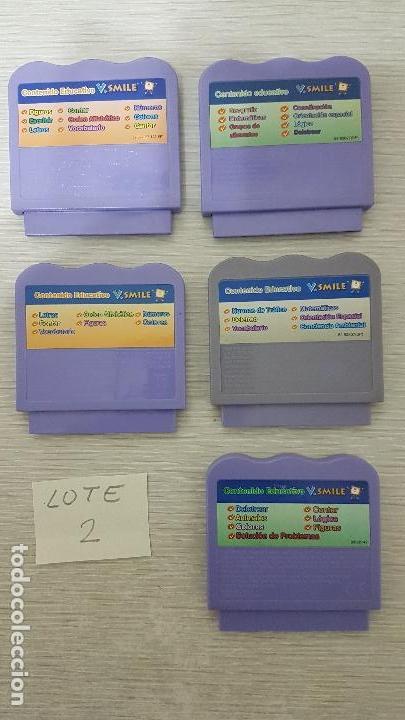Juegos educativos: JUEGOS VTECH - LOTE 2 - Foto 2 - 148547002