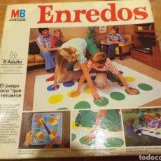 Juegos educativos: JUEGO ENREDES AÑOS 70. Lote 148797365