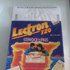 Juegos educativos: LECTRON 720, JUEGO EDUCATIVO DE MESA, DISET.. Lote 149323878