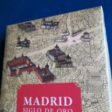 Juegos educativos: MADRID SIGLO DE ORO CIUDADES JUEGO. Lote 149375978