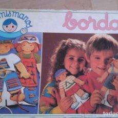 Juegos educativos: JUEGO BORDAR. Lote 150099550