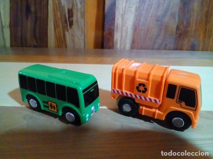 Juegos educativos: COCHES MAGNETICOS EDUCATIVOS DELTA SPORT PARA PISTA DE MADERA - Foto 8 - 150719950