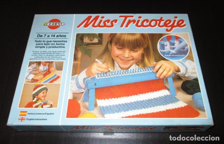 Miss Tricoteje De Brekar Juego De Labores De Comprar Juegos