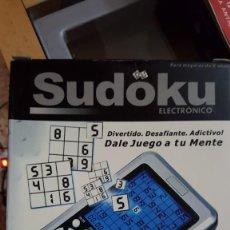Juegos educativos: SUDOKU ELECTRÓNICO. Lote 151281186