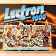 Juegos educativos: JUEGO LECTRON 1000 DE DISET AÑO 1990. Lote 151284846