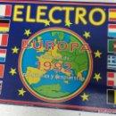 Juegos educativos: JUEGO ELECTRO EUROPA 1.992.. Lote 151394262
