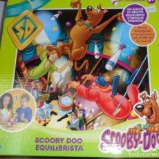 Juegos educativos: JUEGO SCOOBY DOO EQUILIBRISTA JUEGO DE HABILIDAD GIOCHI PREZIOSI. Lote 151404662