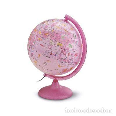 Bola Del Mundo Rosa Nueva Verkauft In Auktion 151783410