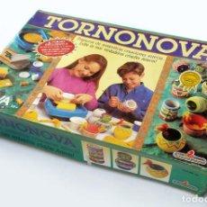 Juegos educativos: TORNONOVA JUEGO DE MESA EDUCATIVO HASBRO INTERNACIONAL 1998 MARCA MEDITERRÁNEO ¡PERFECTO SIN ABRIR!. Lote 151979550
