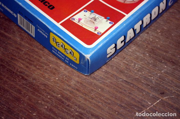 Juegos educativos: SCATRON CM 1 - FABRICADO POR SCALA - JUEGO DE MONTAJES ELECTRONICOS - 19 CIRCUITOS - NUEVO - Foto 6 - 152244006