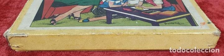 Juegos educativos: IMPRENTILLA INFANTIL. SÉRIE E. JUEGO EDUCATIVO. CIRCA 1930. - Foto 3 - 153052778