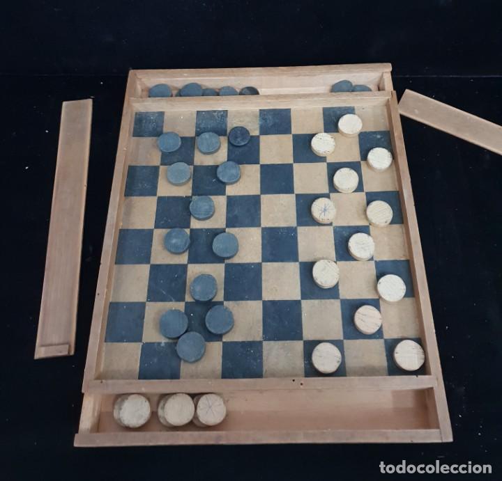 Juegos educativos: JUEGO DE DAMAS - Foto 2 - 155430214