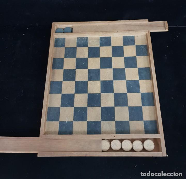 Juegos educativos: JUEGO DE DAMAS - Foto 5 - 155430214