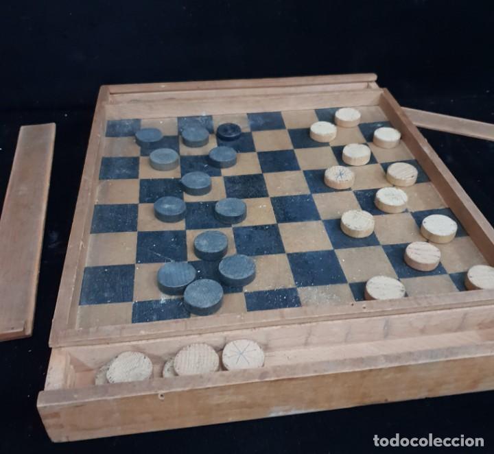 Juegos educativos: JUEGO DE DAMAS - Foto 6 - 155430214
