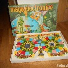 Juegos educativos: JUEGO CEFA MAGO ELECTRÓNICO AÑOS 60. Lote 164890533