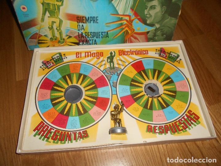 Juegos educativos: JUEGO CEFA MAGO ELECTRÓNICO AÑOS 60 - Foto 2 - 164890533