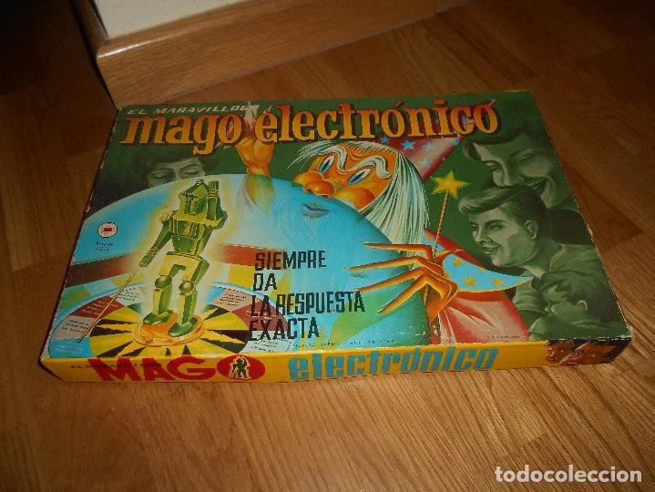 Juegos educativos: JUEGO CEFA MAGO ELECTRÓNICO AÑOS 60 - Foto 3 - 164890533
