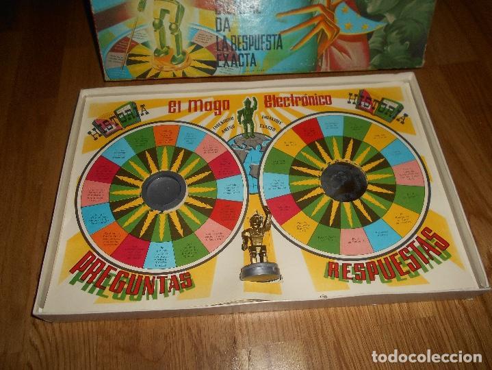 Juegos educativos: JUEGO CEFA MAGO ELECTRÓNICO AÑOS 60 - Foto 4 - 164890533