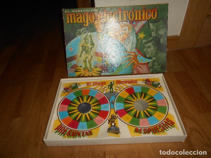 Juegos educativos: JUEGO CEFA MAGO ELECTRÓNICO AÑOS 60 - Foto 5 - 164890533