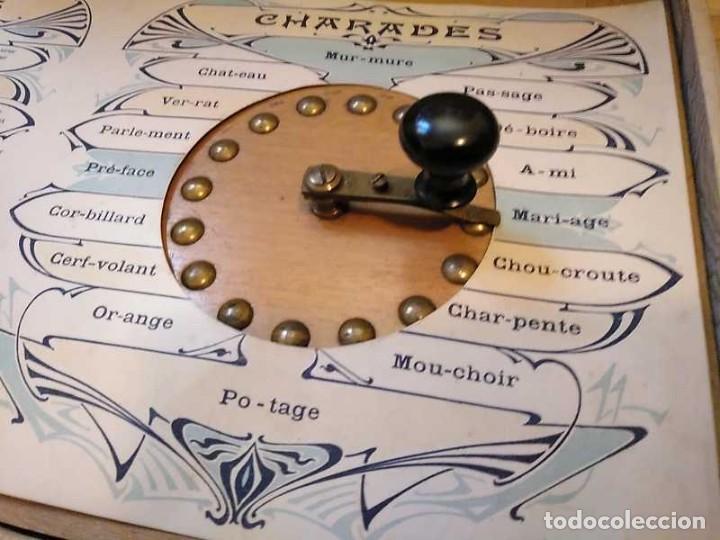 Juegos educativos: JUEGO ELECTRICO STUDIO QUESTIONNAIRE ELECTRIQUE FABRICACION FRANCESA PRINCIPIOS PASADO SIGLO JUGUETE - Foto 4 - 155936514