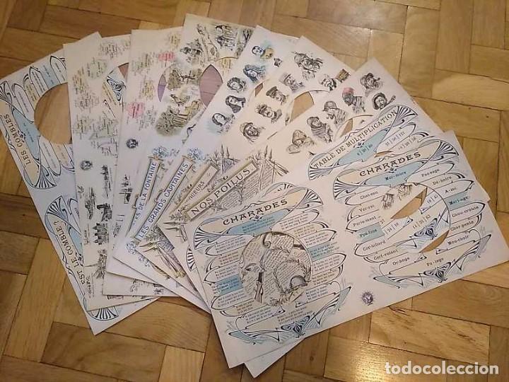Juegos educativos: JUEGO ELECTRICO STUDIO QUESTIONNAIRE ELECTRIQUE FABRICACION FRANCESA PRINCIPIOS PASADO SIGLO JUGUETE - Foto 8 - 155936514