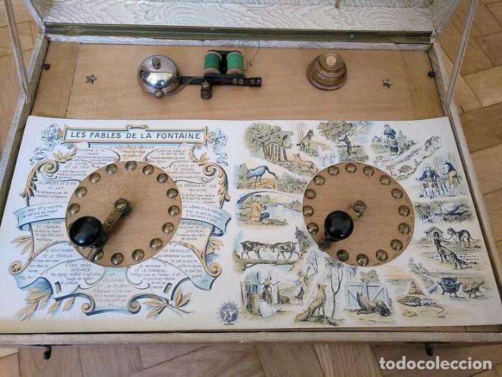 Juegos educativos: JUEGO ELECTRICO STUDIO QUESTIONNAIRE ELECTRIQUE FABRICACION FRANCESA PRINCIPIOS PASADO SIGLO JUGUETE - Foto 19 - 155936514